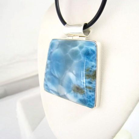 Larimar-Stone XXL Yamir Luxury Pendant YL1 9347 599,00 €