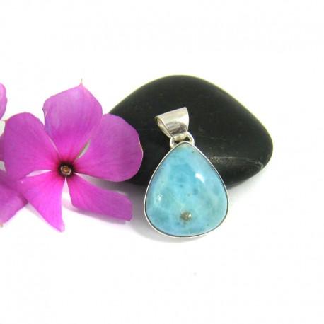Larimar Golgante Lagrima YT12 9466 Larimar-Stone 39,00 €
