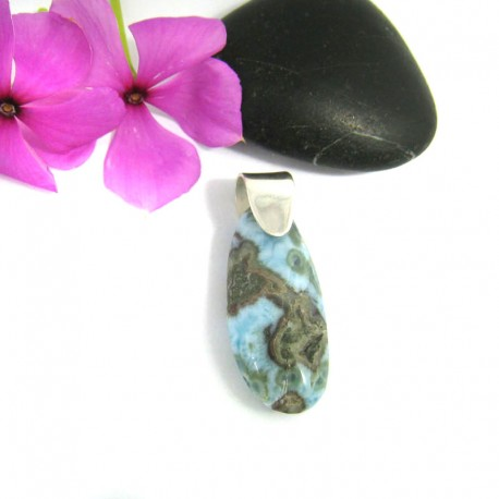 Larimar Pendentif Ovale OV19 9478 Larimar-Stone 39,00 €