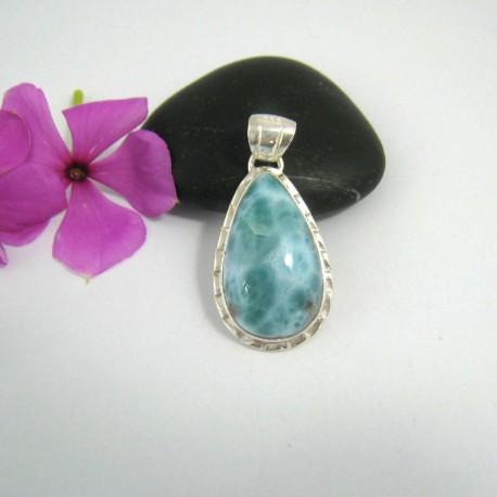 Larimar Golgante Lagrima YT19 9482 Larimar-Stone 39,00 €