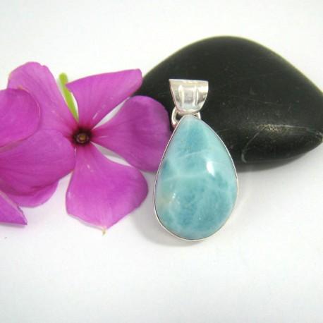 Larimar-Stone Larimar Pendant Drop 9483 29,00 €