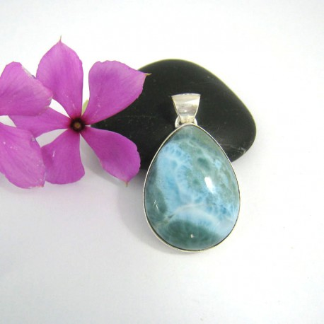 Larimar Pendentif Drop YT20 9485 Larimar-Stone 49,00 €