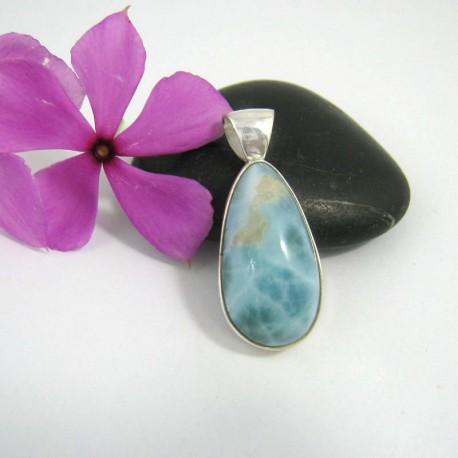 Larimar Golgante Lagrima YT26 9498 Larimar-Stone 29,99 €