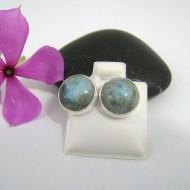 Boucles d'oreilles Larimar rond OR9 9517 Larimar-Stone 22,99 €