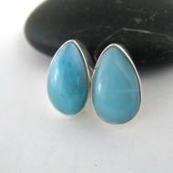 Larimar-Stone Larimar Earrings Drop OT3 9703 39,00 €