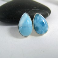 Larimar-Stone Larimar Earrings Drop OT4 9705 39,99 €