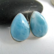 Larimar-Stone Larimar Earrings Drop OT5 9706 39,00 €
