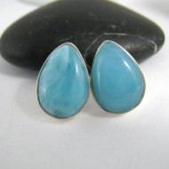 Larimar-Stone Larimar Earrings Drop OT9 9708 39,00 €