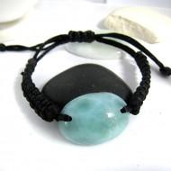 Larimar-Stone Larimar Unisex Bracelet LA19 9738 36,99 €