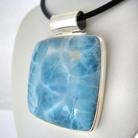 Larimar-Stone XXL Yamir Luxury Pendant YL8 9747 299,00 €