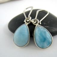 Larimar-Stone Larimar Earrings Drop YO8 9775 39,00 €