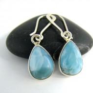 Larimar-Stone Larimar Earrings Drop YO11 9778 39,00 €