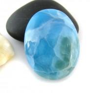 Larimar-Stone Oval Cabochon OC11 9798 59,99 €