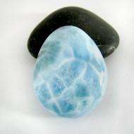 Ларимар падение кабошон 9005 Larimar-Stone