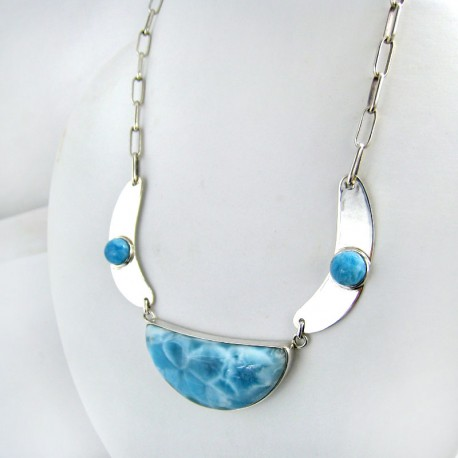 Larimar-Stone Yamir Collier Necklace YC2 9825 499,00 €