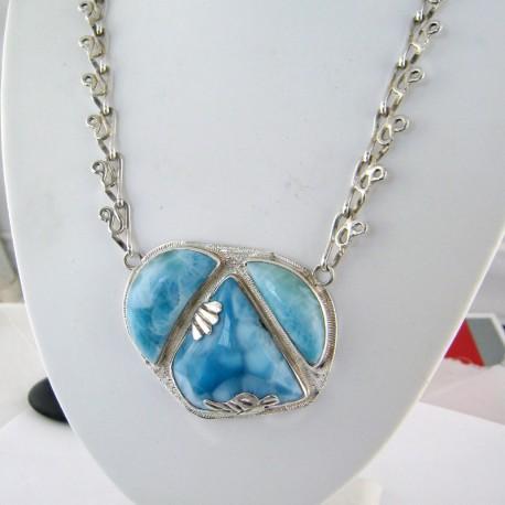 Larimar-Stone Yamir Collier Necklace YC3 9826 499,00 €