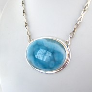Larimar-Stone Yamir Collier Necklace YC4 9827 399,00 €