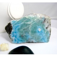 Larimar-Stone XXL Larimar Slab / Display C16 9857 499,00 €