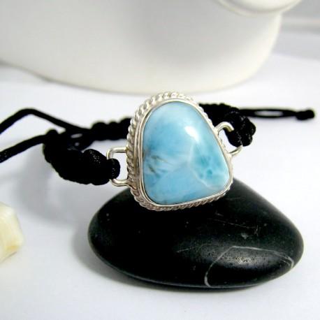 Larimar-Stone Larimar Unisex Bracelet LA25 9958 55,90 €