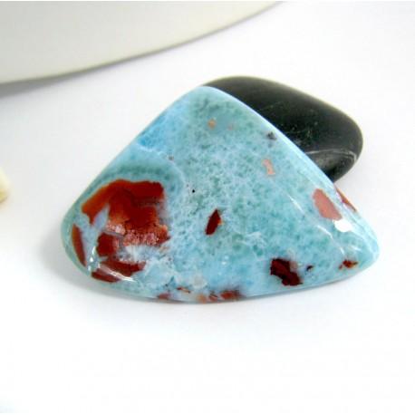 Larimar-Stone Freeform Cabochon FC31 9912 54,90 €