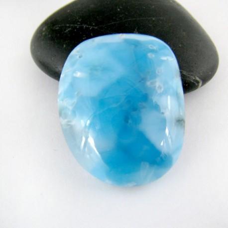 Larimar-Stone Freeform Cabochon FC41 9923 33,99 €