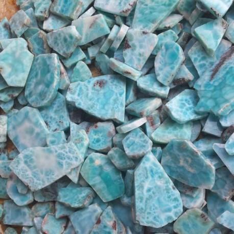 Larimar plaques 10007 Larimar-Stone 119,00 €