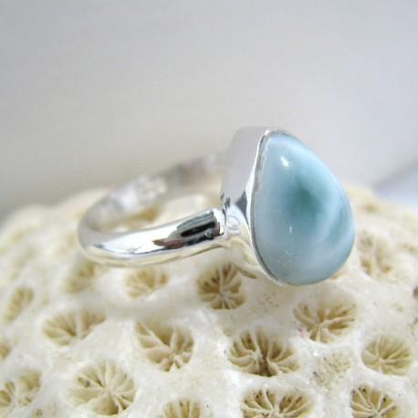 Ларимар Ювелирное кольцо YT1 10073 Larimar-Stone