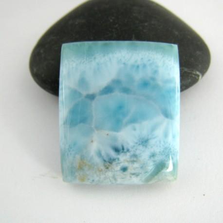 Larimar Cuadrángulo Cabochon 9043 Larimar-Stone 35,90 €
