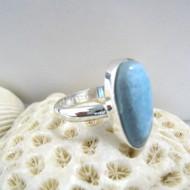 Larimar-Stone Larimar Ring Oval YO10 10080 39,00 €