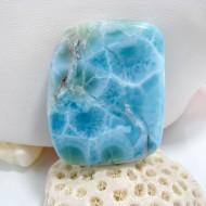 Ларимар плиты LS5 10243 Larimar-Stone