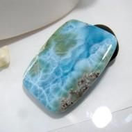 Larimar-Stone Excellente XL Larimar Scheibe LS6 10334 299,00 €