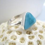 Ларимар Ювелирное кольцо RD3 10084 Larimar-Stone
