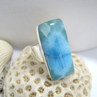 Larimar-Stone Larimar Luxury Ring YL3 10112 139,00 €