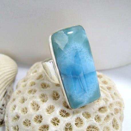 Ларимар Ювелирное YL3 10112 Larimar-Stone