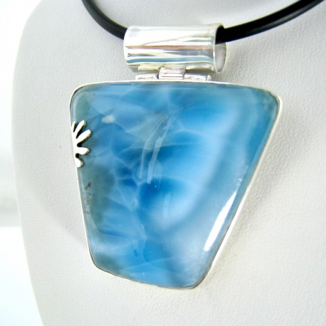 Larimar-Stone XL Yamir Luxury Pendant 9049 359,00 €