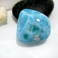 Larimar-Stone Larimar Freeform Cabochon Larimar FC89 10380 29,90 €