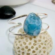 Larimar-Stone Larimar Bracelet Comet 02 10323 109,00 €