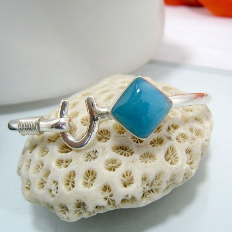 Bracelet Classic Larimar Pulsa Hu 10327 Larimar-Stone 89,00 €