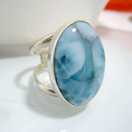 Larimar-Stone Yamir Luxury Ring Oval YR4 10330 139,00 €