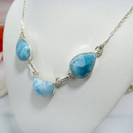 Larimar-Stone Yamir Collier Necklace YC7 10331 119,00 €