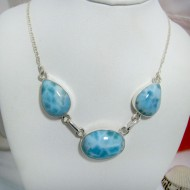 Larimar-Stone Yamir Collier Necklace YC8 10332 129,00 €