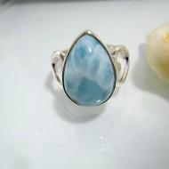 Larimar-Stone Larimar Ring Tropfen YF7 10461 49,90 €