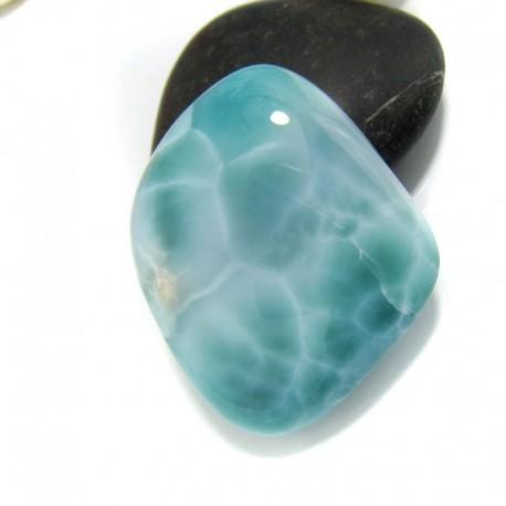 Larimar-Stone Larimar Freeform Cabochon FC118 10542 89,90 €