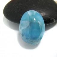 Larimar-Stone Larimar Oval Cabochon OC59 10565 25,90 €