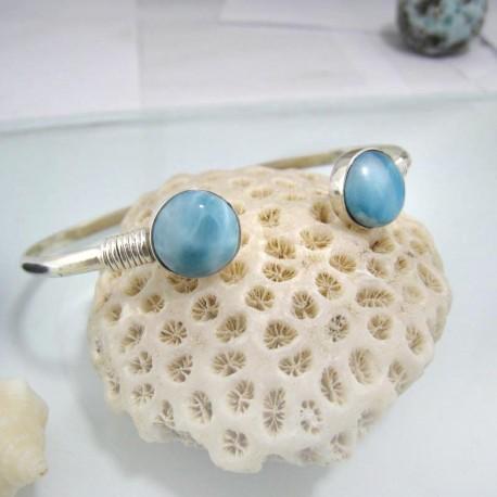 Larimar-Stone Larimar Bracelet Universum 04 10580 89,00 €