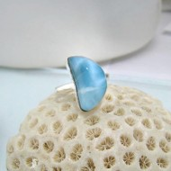 Larimar Ring Freeform YF13