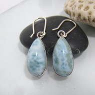 Larimar-Stone Larimar Earrings Drop YO18 10602 49,00 €