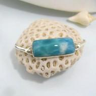 Ларимар мужской браслет LU2 10616 Larimar-Stone