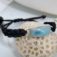Bracelet unisexe Larimar LA39 10621 Larimar-Stone 59,00 €