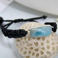 Larimar-Stone Larimar Unisex Bracelet LA39 10621 59,00 €